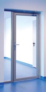 Цены на алюминиевые двери