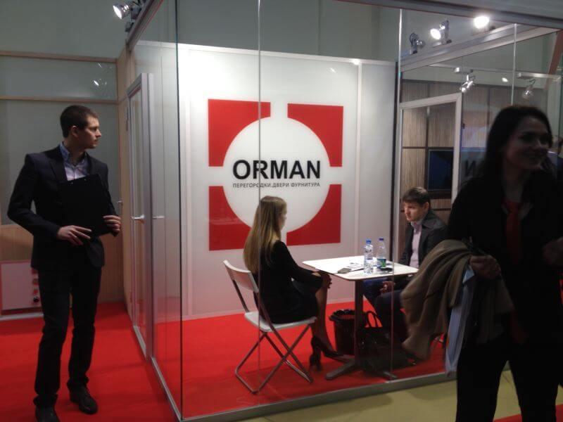 Компания ORMAN завершила свое участие на выставке MosBuild 2015