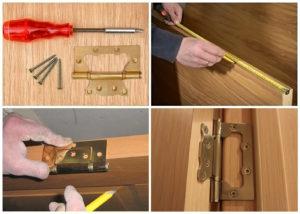 Вставить межкомнатную дверь легко, или Как произвести монтаж своими руками?