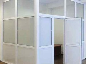 Особенности офисных перегородок и правила их установки