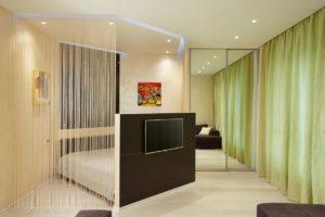 Перегородки в дизайне квартиры: выбор подходящих вариантов и дизайнерские решения