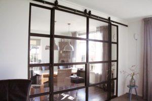 Оптимальная толщина стекла перегородки: на что влияет и как выбрать?