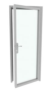 Ассортимент компании Orman пополнился новой моделью двери – Magic Lite